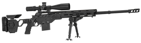 "Cadex Defence, Kraken Multi-Cal Rifle, 308 Win, 24.00"" Barrel, DX2 Trigger, MX1 Brake, Black"