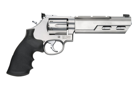 "Smith & Wesson 629 Competitor, 44 Mag, 6.0"" Barrel"