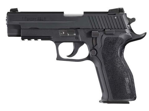 "Sig Sauer P226R Nitron, 4.40"" Barrel, SA/DA Trigger, Enhanced Elite Frame, BLK, 22LR"