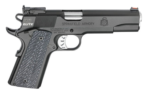 "Springfield Armory, Range Officer Elite Target 1911, 5.00"" Barrel, 45 ACP"