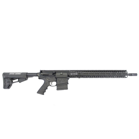"Stag Arms, STAG-10 M-LOK Rifle, 18.75"" CMV Barrel, 308 Win"