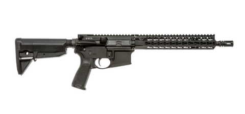 "Bravo Company USA, Gunfighter Carbine, 12.5"" Standard CMV Barrel, KMR-10 Alpha Rail, 5.56mm"