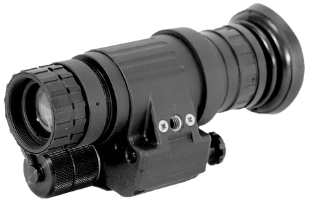 General Starlight Company, PVS-14C-GA2 GEN 3 Multi-Purpose Tactical Monocular, FOM 1600+