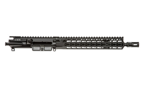 "Bravo Company USA, BFH Upper Receiver Group, 11.5"" Hammer Forge Carbine Barrel, KMR Alpha 10 Rail, 5.56mm"