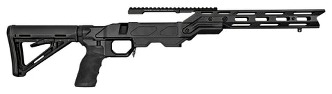 Cadex Defence, Urban Strike Chassis, Rem700, Short Action, Right Hand, Black