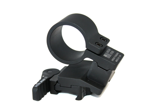 American Defense Aimpoint Magnifier Swing Mount, Co-Witness, Black