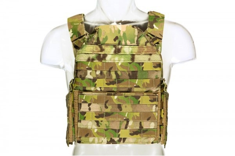 Blue Force Gear, LMAC Armor Carrier, Multi-Cam, Large, 11x14 Front/Back, 6x8 Side