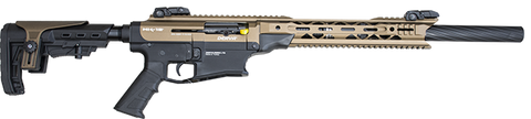 "Derya Arms Mk12 Shotgun, 20.00"" Barrel, 12GA, Tan"