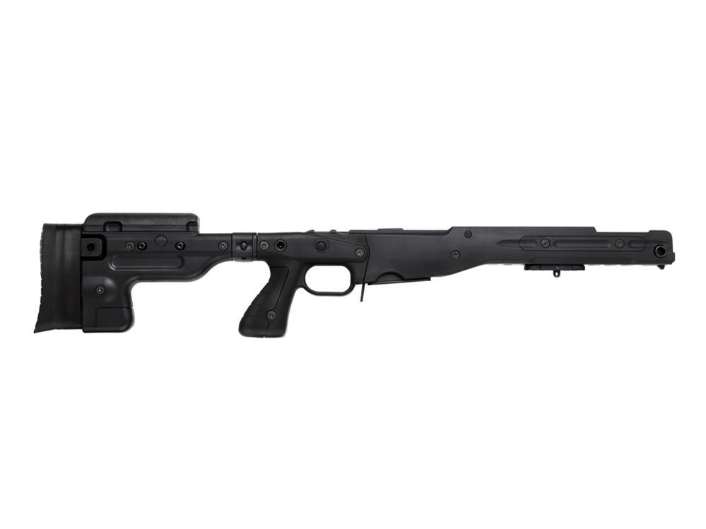 Accuracy International AT AICS Chassis, Stage 2.0, Black, REM700SA