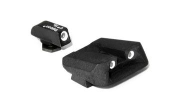 Trijicon Night Sight Set, Glock 17/22, Novak