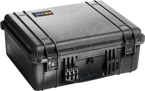 Pelican Case 1550 Black w/Foam