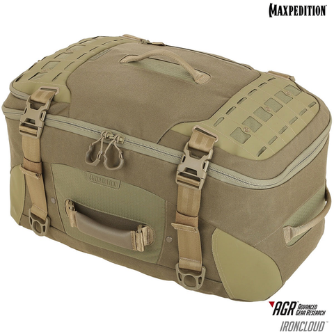 Maxpedition AGR Advanced Gear Research, IRONCLOUD Backpack, Tan