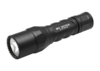 SureFire 6PX Tactical, 320 Lumens, Black