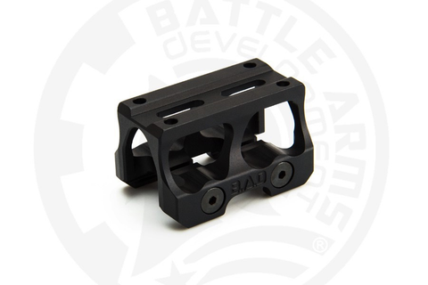 Battle Arms Development, Lightweight Aimpoint H1/T1/H2/T2 Mount, Lower 1/3