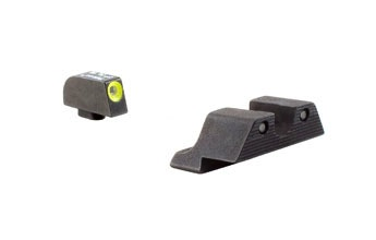Trijicon HD Night Sight, Glock 19/23/17/22/34/35, Yellow