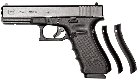 "Glock 22 Gen4, 4.48"" Barrel, 40S&W, Black"
