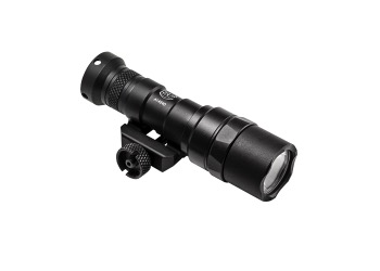 SureFire M300 Compact Scout Light, 500 Lumens, Screw Mount, Z68 Tailcap, Black