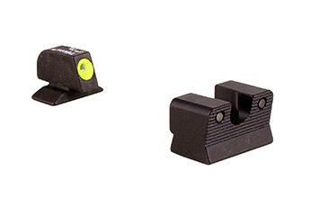 Trijicon HD Night Sight, Beretta 92/96A1, Yellow