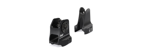 Daniel Defense Rail Mounted Fixed Rear Sight