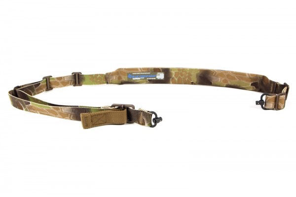 """Blue Force Gear, Vickers 221 Padded Sling, 2.00"""" Coyote Brown"""