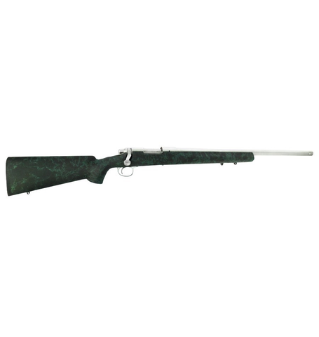 "Remington 700 5R MilSpec, 24.00"" Stainless Threaded Barrel, 300 WIN MAG"