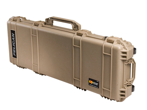 Pelican Case 1720 Tan w/Foam