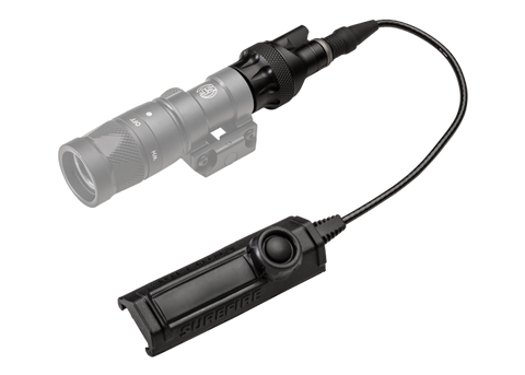 SureFire Dual Tailcap Switch Assembly w/SR07 Remote Switch, Scout Light Series
