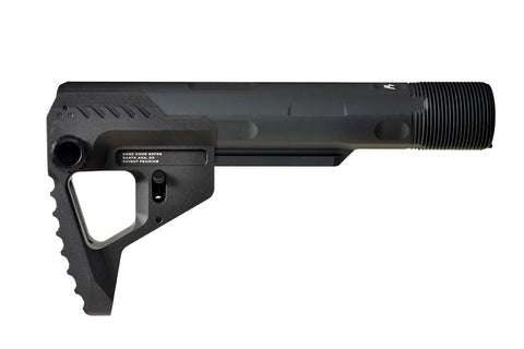 Strike Industries, Pit Viper Stock & Advanced Receiver Extension Combo, Black