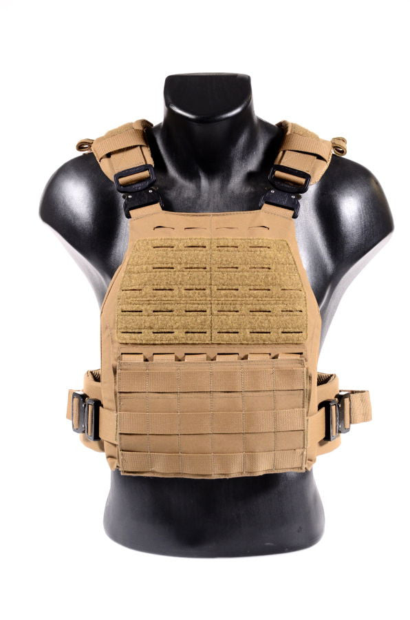 LOF Defence Systems, S.C.A.R. Plate Carrier, 10X12 Plate Size
