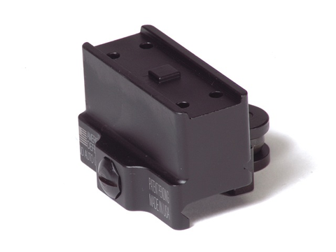 American Defense Aimpoint H1/H2/T1/T2 Co-Witness Mount, Black
