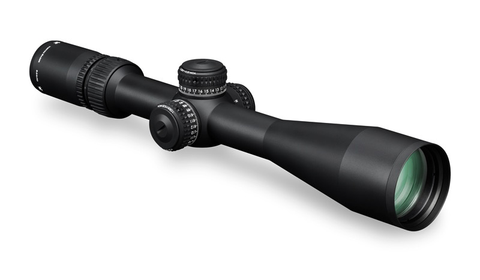 Vortex Optics, Razor HD AMG 6-24x50 FFP Rifle Scope, EBR-7B Illuminated Reticle, MOA