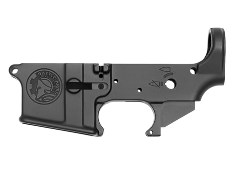 Battle Arms Development, 556 Premium Forged Lower Receiver, GEN 2, Black