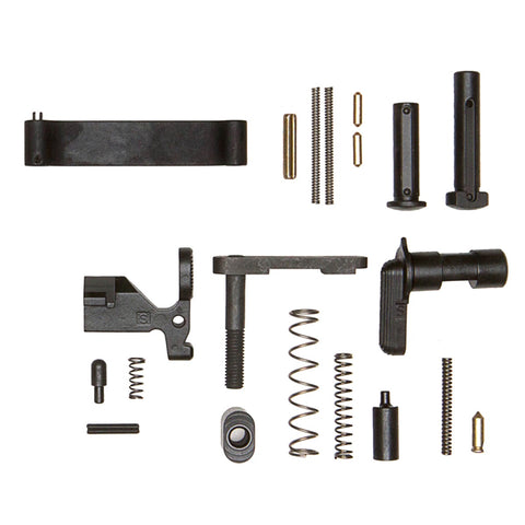 Geissele Automatics, Mil-Spec Lower Parts Kit, Less Trigger & Grip
