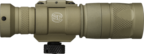 SureFire M300 Vampire Scout Light, 250 Lumens, 100.0 mW IR, M75 Screw Mount, Z68 Tailcap, Tan
