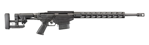 "Ruger Enhanced Precision Rifle, 20.00"" Cold Hammer Forge 5R Barrel, 308 Win"