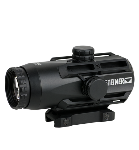 Steiner Optics, S332 3X Prism Battle Sight, 5.56 Reticle