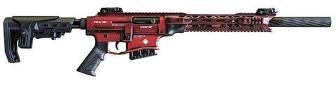 "Derya Arms Mk12 Shotgun, 20.00"" Barrel, 12GA, Battleworn Red"
