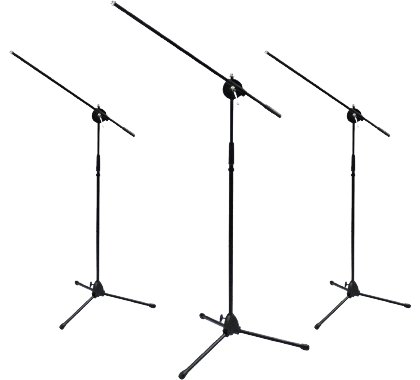 Microphones & Stands