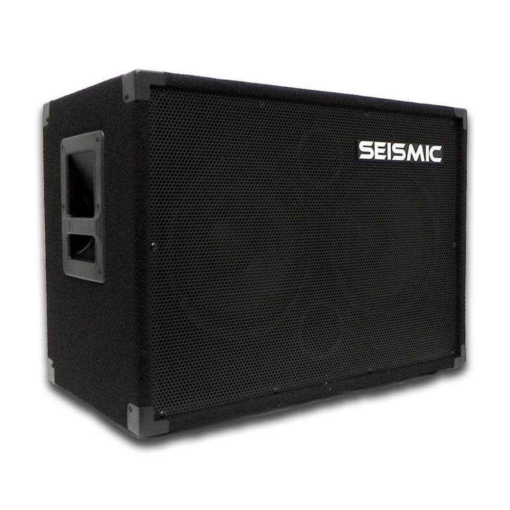 dual 10 bass guitar speaker cabinet 210 bass cab 2x10 8 ohms seismicaudio. Black Bedroom Furniture Sets. Home Design Ideas