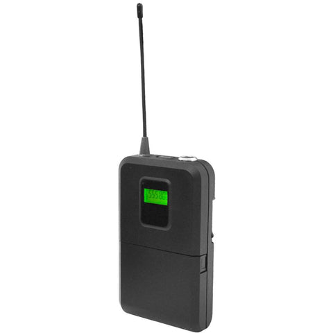 SA-U2BP-2 - Body Pack Transmitter for 2 Channel Wireless Microphone Systems - 2nd Generation