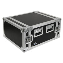 SA-PTR-6U - 6 Space Pro Audio DJ Road Rack Case - Pro Tour Grade