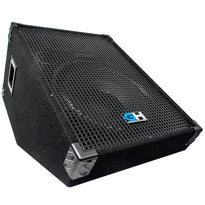 GH15M - 15 Inch Passive Wedge Monitor - Floor or Stage 350 Watts RMS - PA/DJ Stage, Studio, Live Sound Monitor