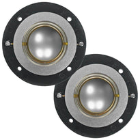 Pair of Replacement Diaphragms for Seismic Audio T-Driver