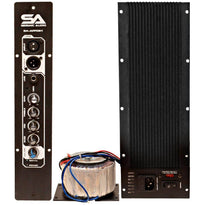 SA-APF051 - Class AB 250 Watt Plate Amplifier with 3 Band EQ for PA/DJ Full Range Speaker Cabinets