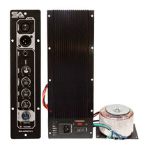 SA-APMT21 - 200 Watt Plate Amplifier with 3 Band EQ for PA/DJ Full Range Speaker Cabinets