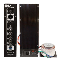 SA-APMT51 - 250 Watt Plate Amplifier with 3 Band EQ for PA/DJ Full Range Speaker Cabinets