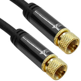 SA-DCAVC01-15 - 15 Foot Digital Audio Video Coaxial Cable - Premium Coax AV Cord