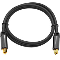 SA-DOAC01-3 - 3 Foot Optical Digital Audio Fiber Optic Toslink Cable