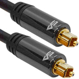 SA-DOAC01-15 - 15 Foot Optical Digital Audio Fiber Optic Toslink Cable