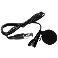 SA-U24LV-2 - Lavalier Microphone for Wireless Microphone System - Lapel, Clip On Mic